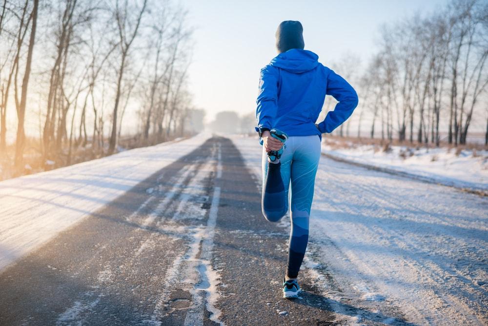 Sport en extérieur l'hiver : Bon ou mauvais ?